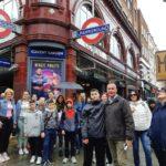 Τα Φροντιστήρια Ξένων Γλωσσών Lingua.PLUS ταξίδεψαν στο Λονδίνο